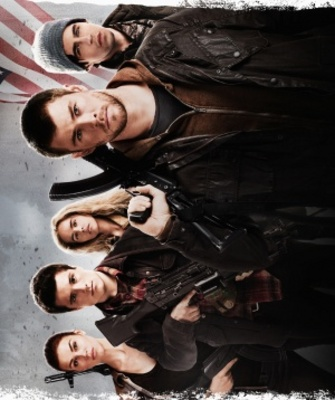 Red Dawn movie poster (2012) poster MOV_9ed10e42