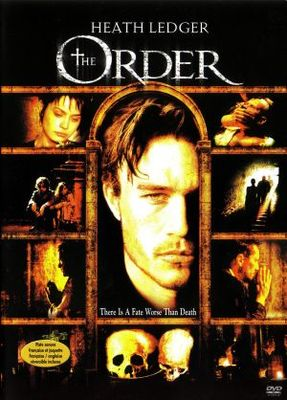 The Order movie poster (2003) poster MOV_9ed41641