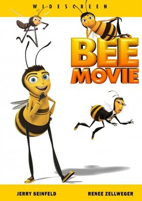 Bee Movie movie poster (2007) poster MOV_9edba2d8