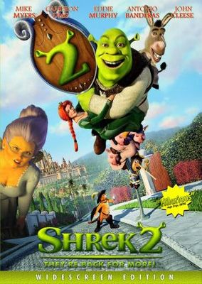 Shrek 2 movie poster (2004) poster MOV_9ee4f914