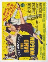 The Band Wagon movie poster (1953) picture MOV_3948d57a