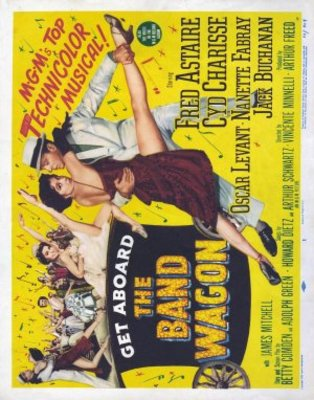 The Band Wagon movie poster (1953) poster MOV_9ee74da5