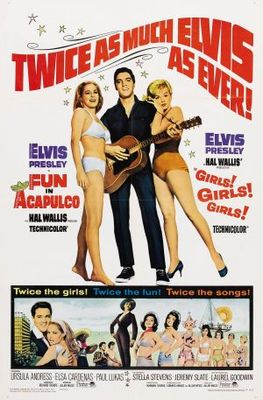 Fun in Acapulco movie poster (1963) poster MOV_9ee7b5ca