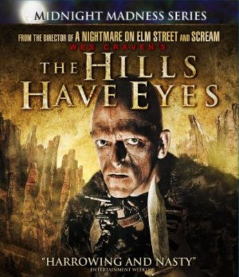 The Hills Have Eyes movie poster (1977) poster MOV_9eeff7ce