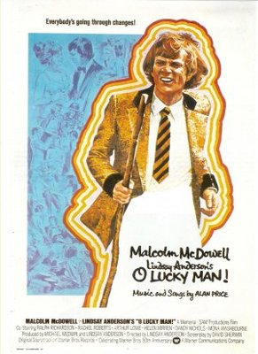 O Lucky Man! movie poster (1973) poster MOV_9ef15092