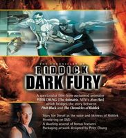 The Chronicles of Riddick: Dark Fury movie poster (2004) picture MOV_9ef70a2c