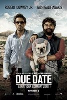 Due Date movie poster (2010) picture MOV_9ef96d20