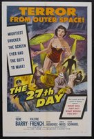 The 27th Day movie poster (1957) picture MOV_9ef97880