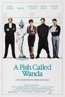 A Fish Called Wanda movie poster (1988) picture MOV_eec26637