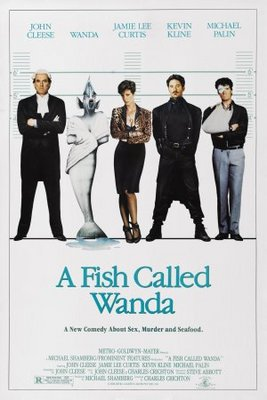 A Fish Called Wanda movie poster (1988) poster MOV_9efe35fa