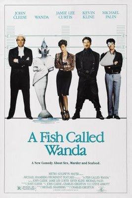 A Fish Called Wanda movie poster (1988) poster MOV_9efe35fa