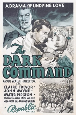 Dark Command movie poster (1940) poster MOV_9eff94b4