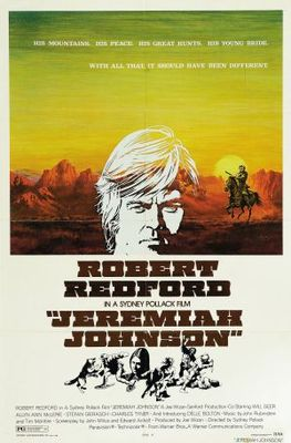 Jeremiah Johnson movie poster (1972) poster MOV_9f0344e0