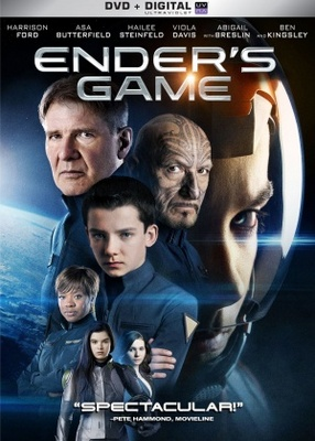 Ender's Game movie poster (2013) poster MOV_9f0683ef