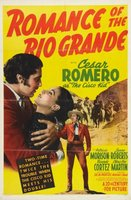 Romance of the Rio Grande movie poster (1941) picture MOV_9f06f699
