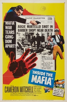 Inside the Mafia movie poster (1959) poster MOV_9f070e5d