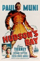 Hudson's Bay movie poster (1941) picture MOV_9f082b96