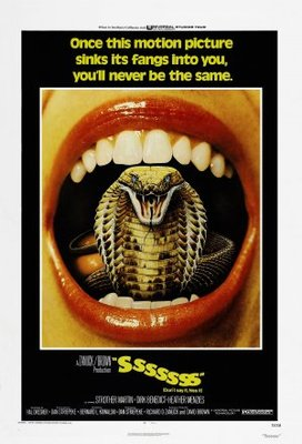 SSSSSSS movie poster (1973) poster MOV_9f08cc35