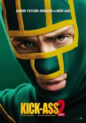 Kick-Ass 2 movie poster (2013) poster MOV_9f09d2ba