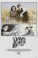 Days of Heaven movie poster (1978) picture MOV_9f0e0e44