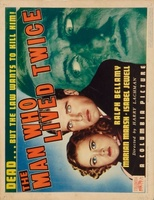 The Man Who Lived Twice movie poster (1936) picture MOV_9f10acb4
