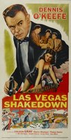 Las Vegas Shakedown movie poster (1955) picture MOV_9f142cac