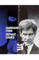 Patriot Games movie poster (1992) picture MOV_9f146d75