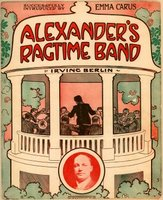 Alexander's Ragtime Band movie poster (1938) picture MOV_9f1aa8a7