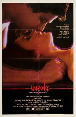 Impulse movie poster (1984) poster MOV_9f1b03c3