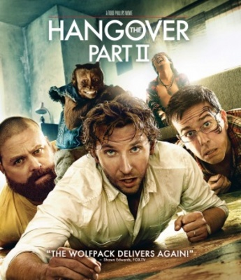 The Hangover Part II movie poster (2011) poster MOV_9f22e095