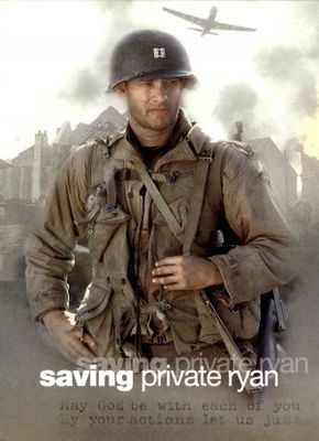 Saving Private Ryan movie poster (1998) poster MOV_9f23b7e4