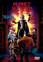 Puppet Master 5: The Final Chapter movie poster (1994) picture MOV_9f267670