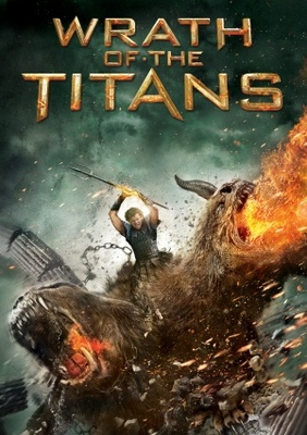 Wrath of the Titans movie poster (2012) poster MOV_9f27345f