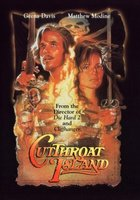 Cutthroat Island movie poster (1995) picture MOV_9f2ded9c
