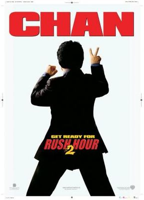 Rush Hour 2 movie poster (2001) poster MOV_9f2e9f34