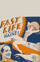 Fast Life movie poster (1932) picture MOV_9f336d89