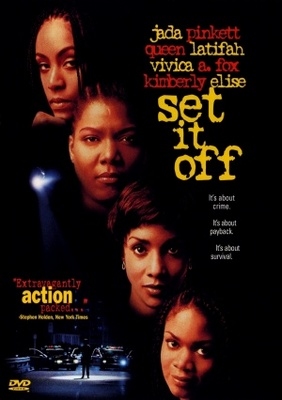 Set It Off movie poster (1996) poster MOV_9f41e727