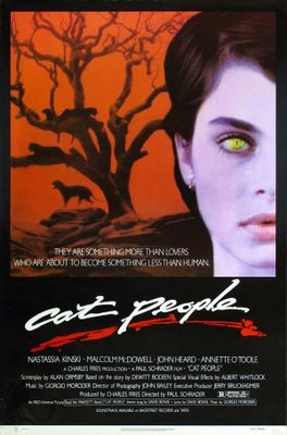 Cat People movie poster (1982) poster MOV_9f494f2f