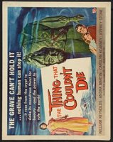 The Thing That Couldn't Die movie poster (1958) picture MOV_9f4cd47d