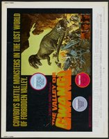 The Valley of Gwangi movie poster (1969) picture MOV_9f4d8e86