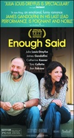Enough Said movie poster (2013) picture MOV_9f519d8a