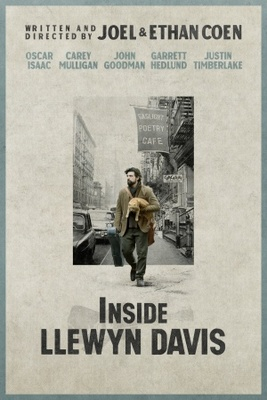 Inside Llewyn Davis movie poster (2013) poster MOV_9f529c3d