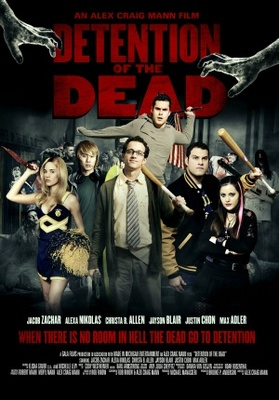 Detention of the Dead movie poster (2012) poster MOV_9f5378cb