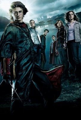 Harry Potter and the Goblet of Fire movie poster (2005) poster MOV_9f543437