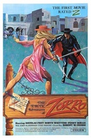 The Erotic Adventures of Zorro movie poster (1972) picture MOV_9f61df0e