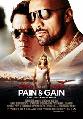 Pain and Gain movie poster (2013) poster MOV_9f667be0