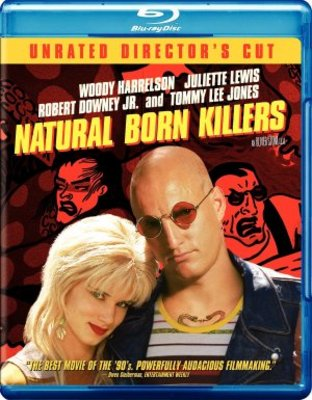 Natural Born Killers movie poster (1994) poster MOV_9f6cde97