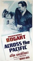 Across the Pacific movie poster (1942) picture MOV_9f70a6c0