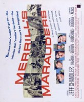 Merrill's Marauders movie poster (1962) picture MOV_9f736beb