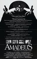Amadeus movie poster (1984) picture MOV_4c952f28